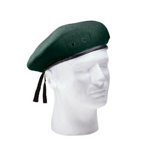 GI Style Beret Green