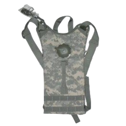 MOLLE II HYDRATION CARRIER ACU USED