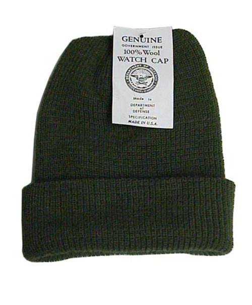 Govt. Issue Wool Watch Cap