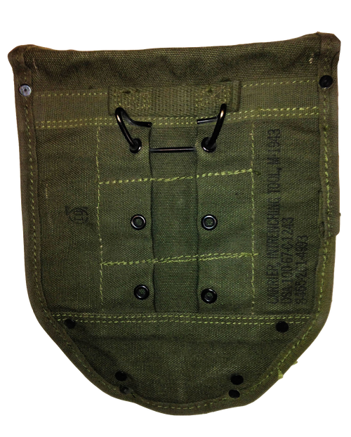 Military Issue M-1943 Intrenching Tool Carrier