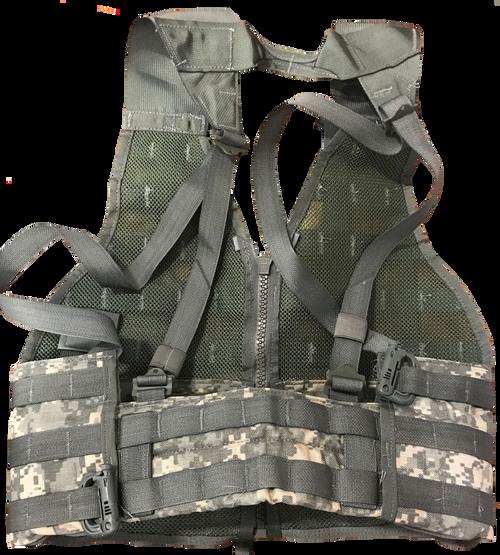 MOLLE II Load Carrier Fighting Vest ACU Digital