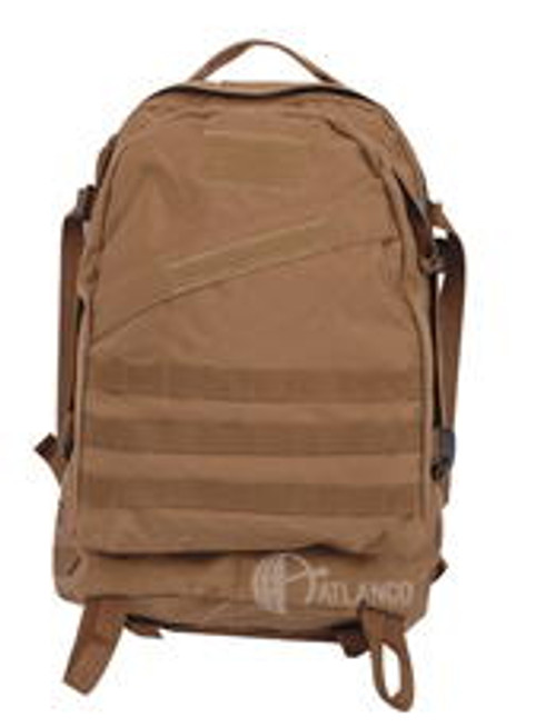 GI SPEC 3-DAY MILITARY BACK PACK COYOTE