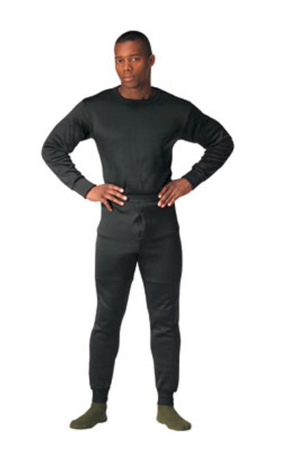 Rothco Black ECWS Polypropylene Bottom