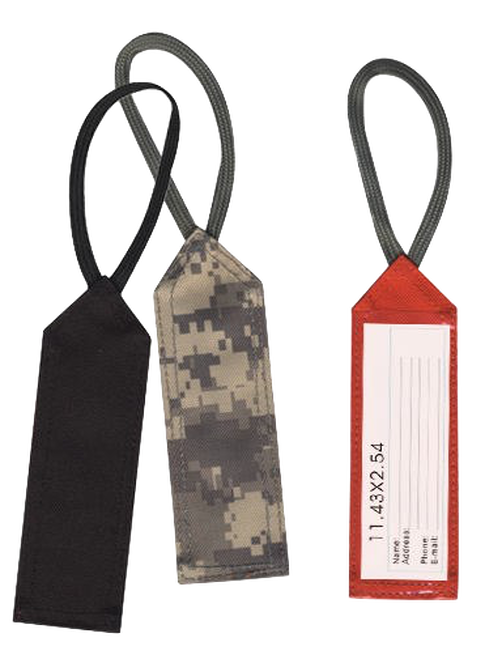 DELUXE LUGGAGE ID TAG