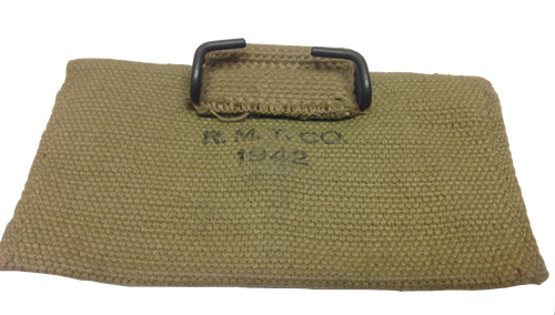 US Military WWII M-1924 First Aid Pouch