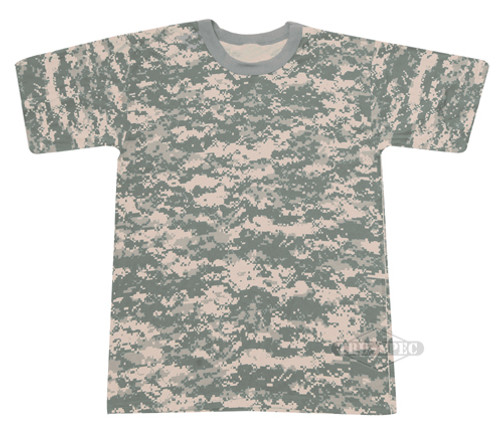 Kids ACU Army Digital T-Shirt