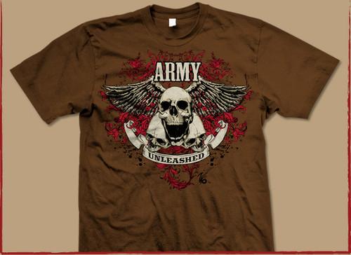Zero Six Army Unleashed T-Shirt