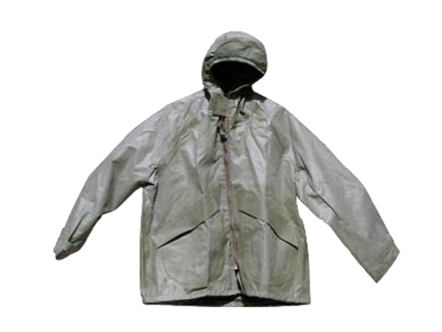OD Army Rain Jacket