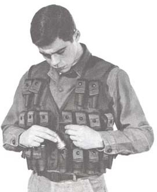 Grenade Vest