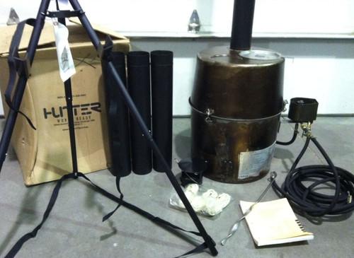 GI Issue M1950 Yukon Stove Pipe
