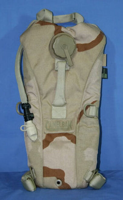 US Military CamelBak Desert 3L ThermoBak Hydration
