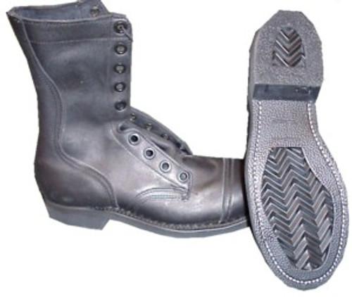 Hard Toe Combat Boots