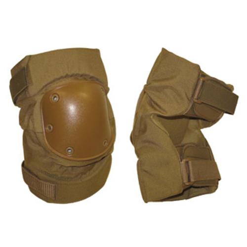 Knee Pads, Coyote Brown, Size Medium