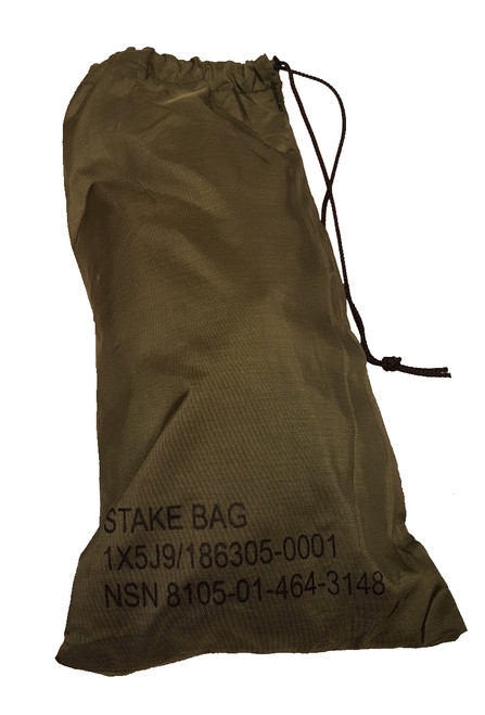 GI Issue Stake Bag
