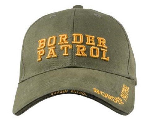 Border Patrol Low Profile Cap