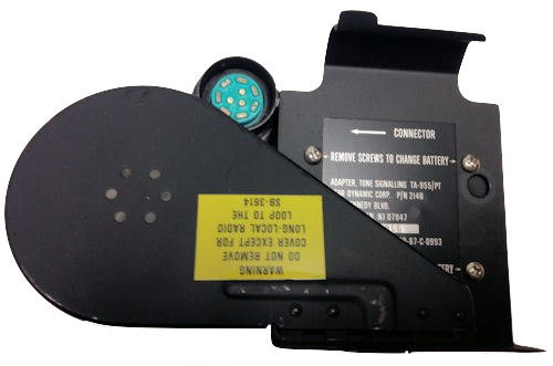 MILITARY ISSUE TOUCH TONE ADAPTER TA-955/PT FOR TA-312 FIELD PHONE