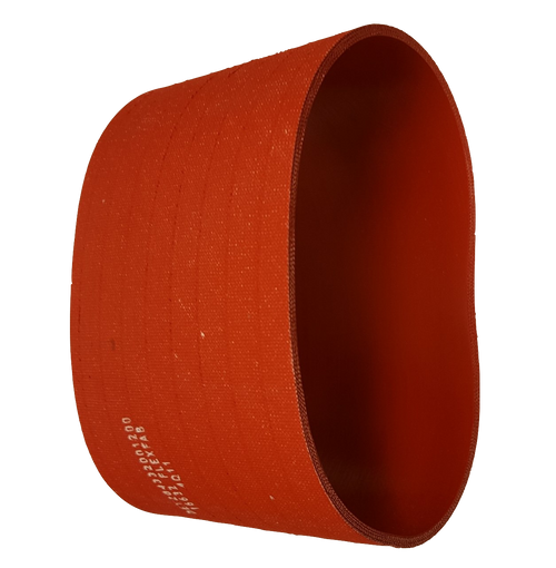 Military Issue Rubber Sleeve Orange