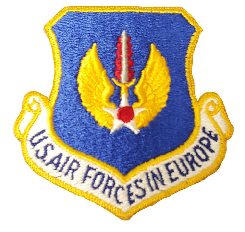 Military Issue US Air Forces in Europe Patch