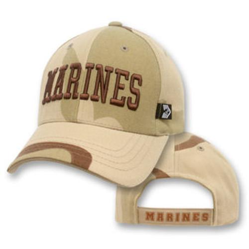 Marine 3 Color Desert Cap