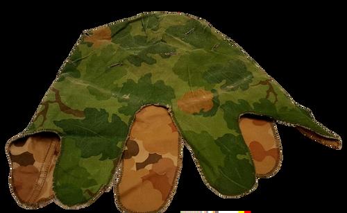 Genuine Issue U.S. Vietnam Mitchell Pattern Reversible Helmet Cover