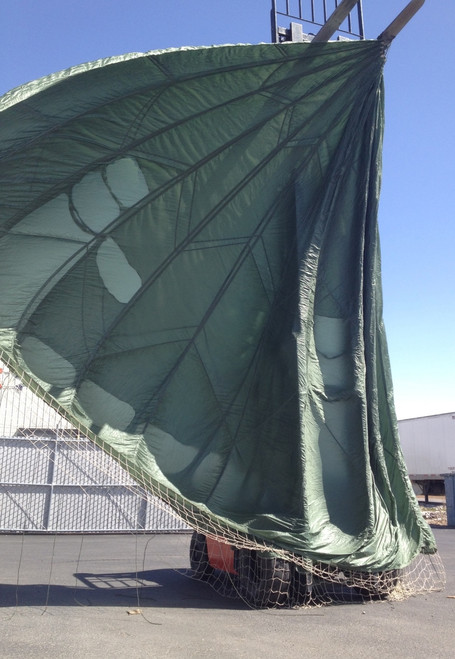 Military Issue Parachute 32Ft.