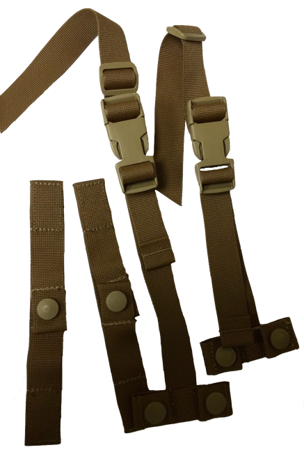 Assault Pack Strap kit Adapter and Cumberland