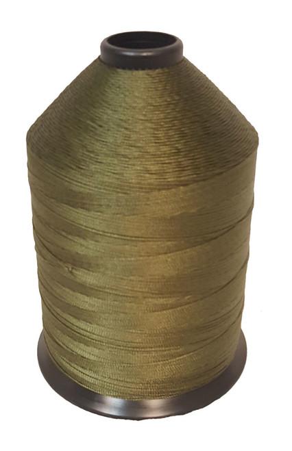 Military Issue Nylon OD Thread 1 lb Spool