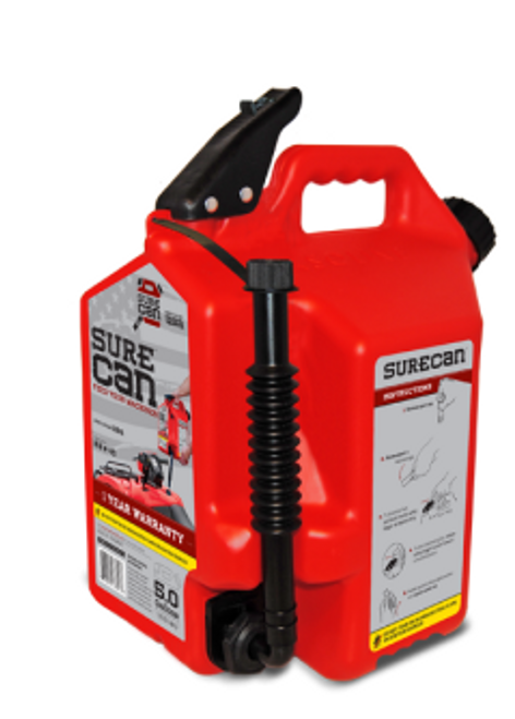 SureCan 5.0  Gallons Jerry Can