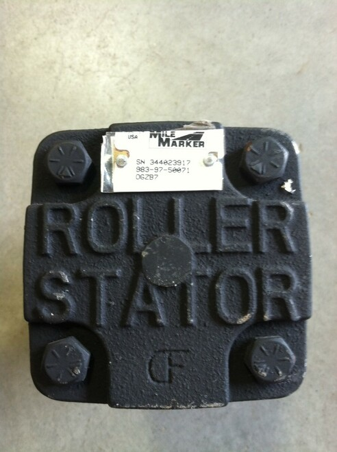 Hydraulic Mile Marker Motor