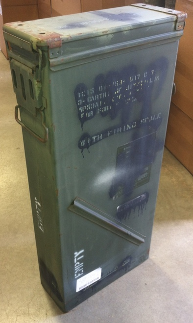 Tall 81mm Ammo Can