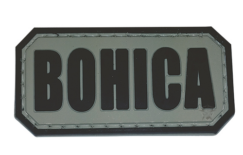 PVC MORALE PATCH - BOHICA