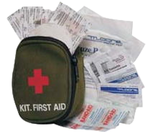 Soldier's First Aid Kit