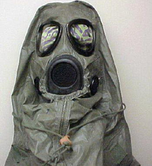 M17 Series Gas Mask Hood
