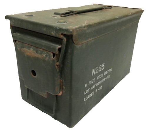 50 Cal Ammo Box - Army Surplus Warehouse a4708b15867