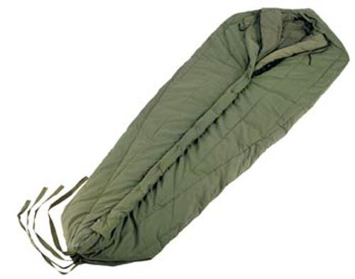 GI ISSUE INTERMEDIATE COLD SLEEPING BAG  NEW