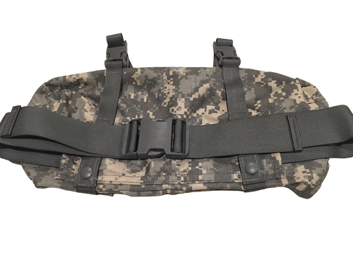 GI ISSUE MOLLE II ACU DIGITAL  WAIST PACK