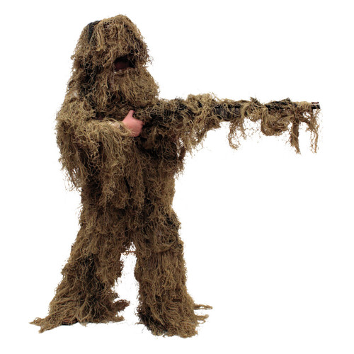 Youth Desert Ghillie Suit 5 piece
