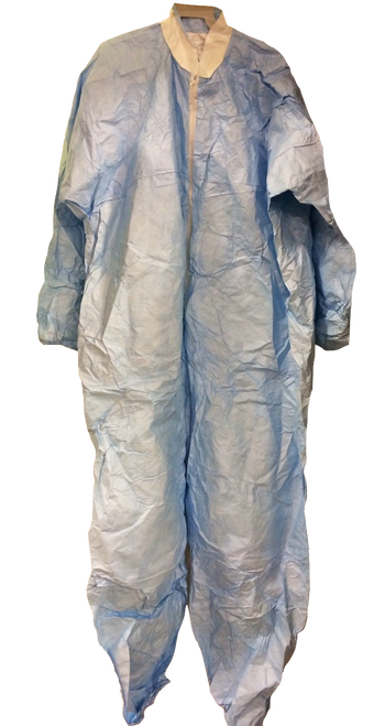 Tyvek Disposable Coveralls