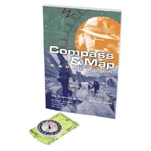Brunton Book & Compass 8010G Combination