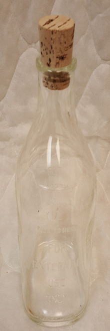 US Military Glass bottle 1000CC