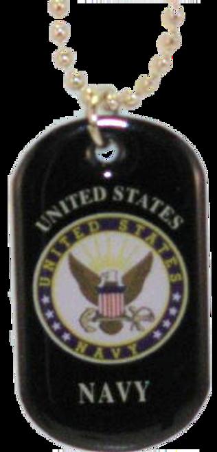 Navy Dog Tag