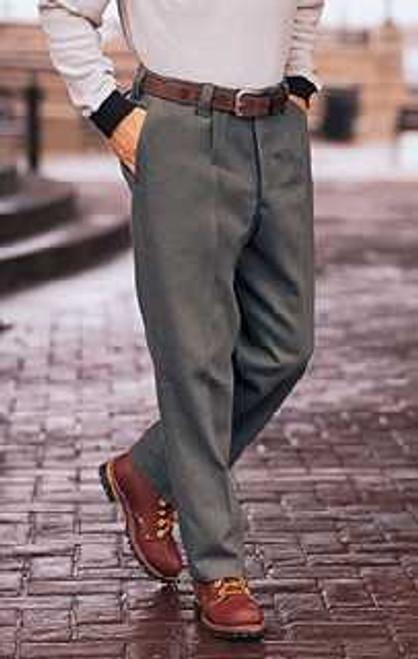 East German Wool Uniform Pants: Size Medium/German Size 48