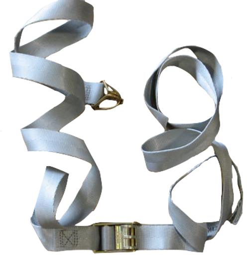 Gray Nylon Strap