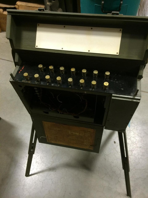 BD-71 Switch Board, US Army Signal Corps