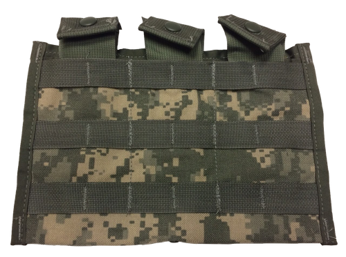 Molle II M4 Triple Mag Pouch ACU
