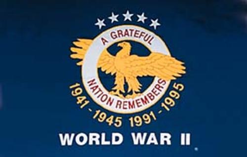 WW II Veteran Flag