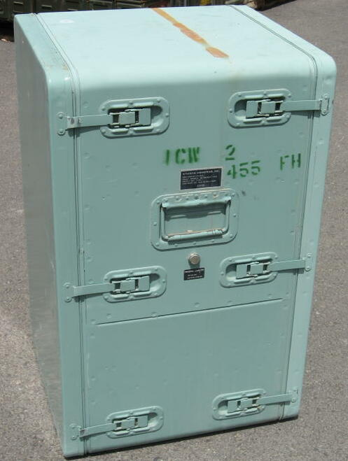 Medical Instrument and Supply Chest:NEW