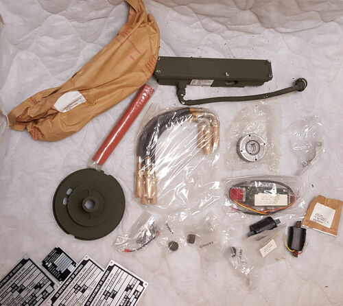 Military Parts - Generator Parts - Army Surplus Warehouse, Inc