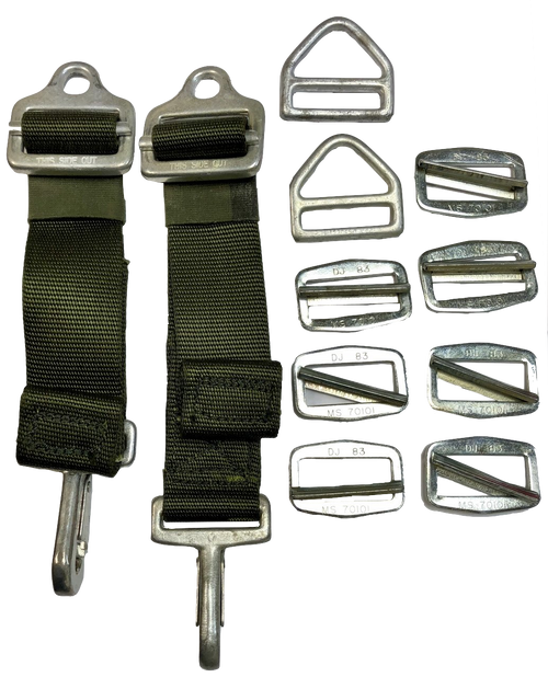 Parachute Harness Buckle Kit