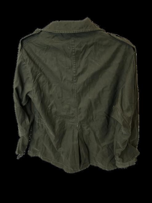 Vintage Italian Army Field Jacket - Army Surplus Warehouse 9b784d5701b